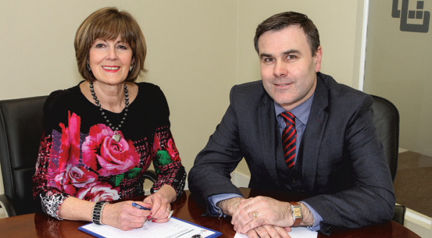 EOIN O'GORMAN SOLICITORS AND CAROLINE O'CONNOR SOLICITORS JOIN FORCES