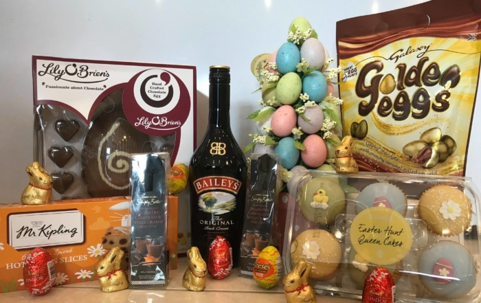 EASTER HAMPER COMPETITION 2018